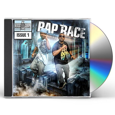Hogg Corps RAP RACE CD