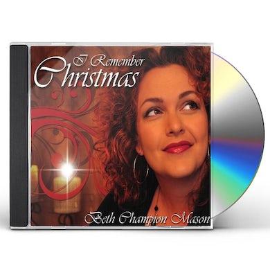 Beth Champion Mason I REMEMBER CHRISTMAS CD