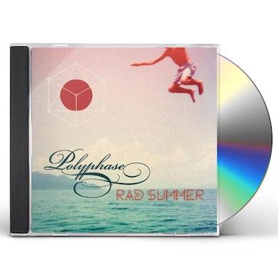 Polyphase RAD SUMMER CD