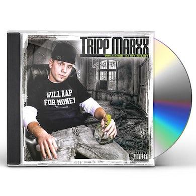 Tripp Marxx WELCOME TO MY STORY CD