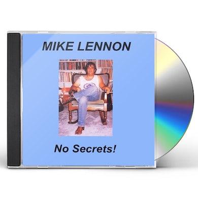 Mike Lennon NO SECRETS! CD