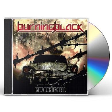 Burning Black MECHANICALHELL CD