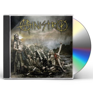 Ministry FROM BEER TO ETERNITY CD
