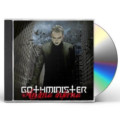Gothminister ANIMA INFERNA CD