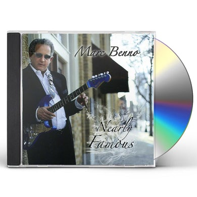 Marc Benno NEARLY FAMOUS CD