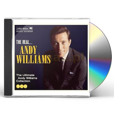 Andy Williams REAL CD