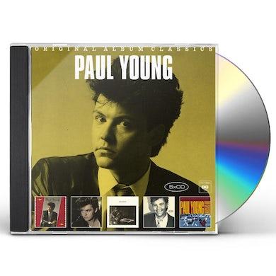 Paul Young ORIGINAL ALBUM CLASSICS CD