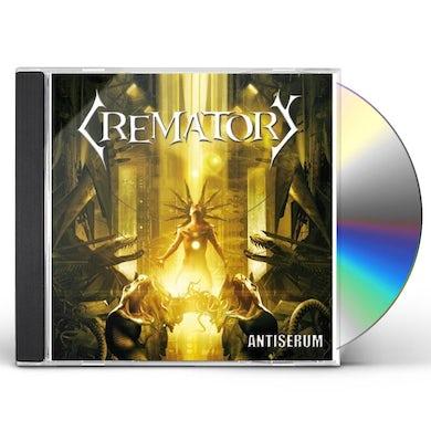 Crematory ANTISERUM CD
