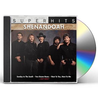 Super Hits: Shenandoah CD
