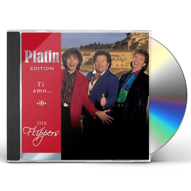 Die Flippers PLATIN EDITION CD