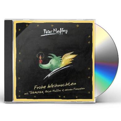 Peter Maffay FROHE WEIHNACHTEN MIT TABALUGA, PETER MA CD