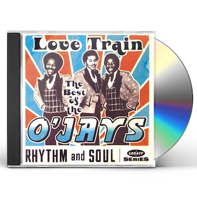 LOVE TRAIN: BEST OF THE O'JAYS CD