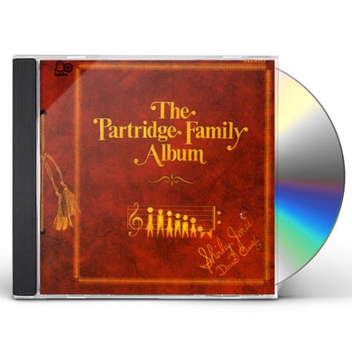 PARTRIDGE FAMILY ALBUM CD