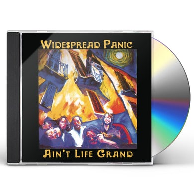 Widespread Panic AIN'T LIFE GRAND CD