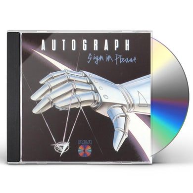 Autograph SIGN IN PLEASE CD