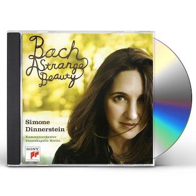 Simone Dinnerstein BACH STRANGE BEAUTY CD