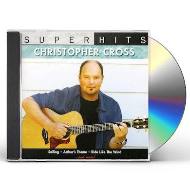 Christopher Cross SUPER HITS LIVE CD