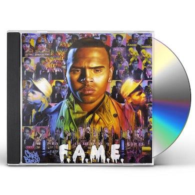 Chris Brown FAME CD