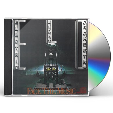 ELO (Electric Light Orchestra) FACE THE MUSIC CD