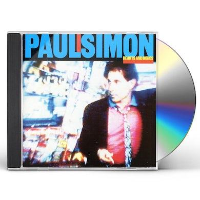 Paul Simon HEARTS & BONES CD