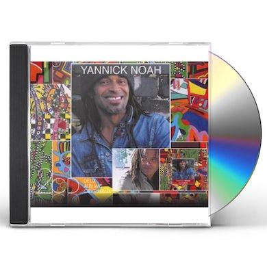 Yannick Noah CHARANGO/FRONTIERES CD