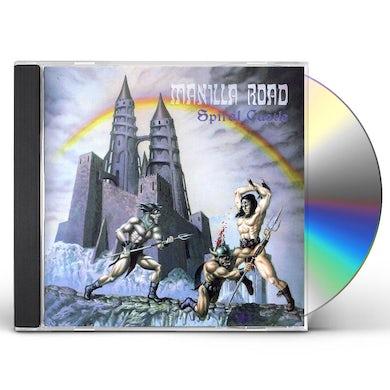 Manilla Road SPIRAL CASTLE CD