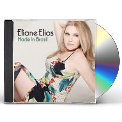 Eliane Elias MADE IN BRASIL CD