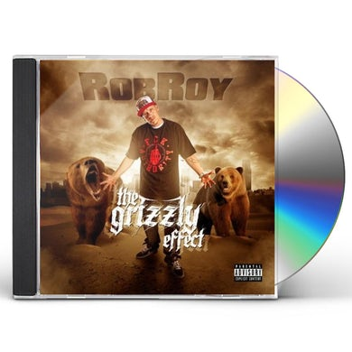 Rob Roy THE GRIZZLY EFFECT CD