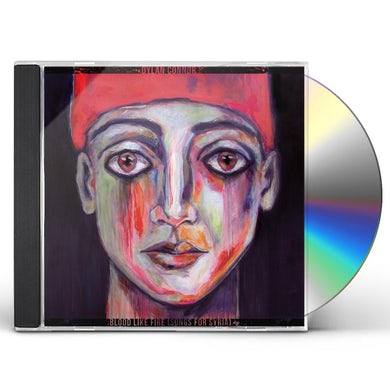 Dylan Connor BLOOD LIKE FIRE CD