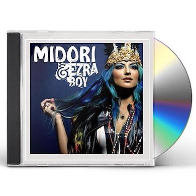 Midori AND EZRA BOY CD