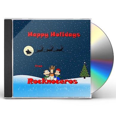 Rocknoceros HAPPY HOLIDAYS CD