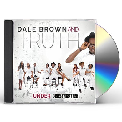 Dale Brown UNDER CONSTRUCTION CD