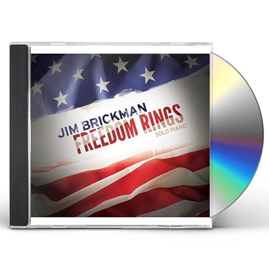 Jim Brickman FREEDOM RINGS CD