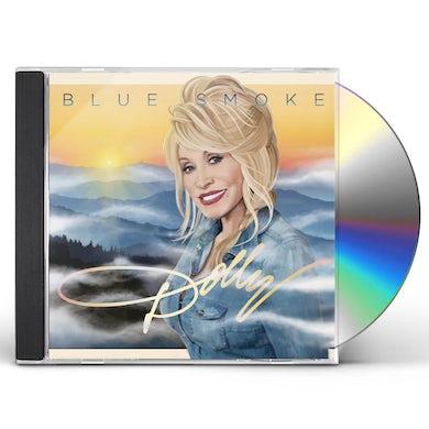 Dolly Parton BLUE SMOKE CD