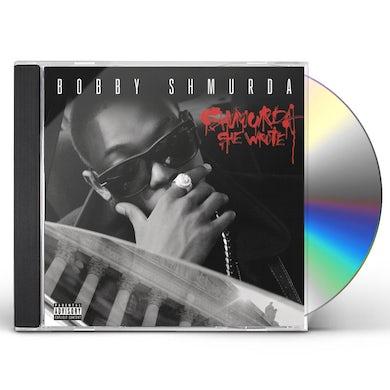 Bobby Shmurda SHMURDA SHE WROTE CD