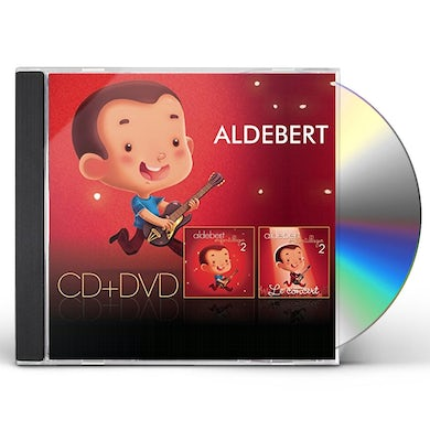 Aldebert ENFANTILLAGES VOL 2 CD