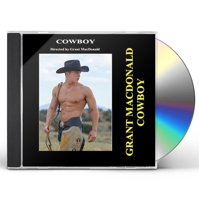 Grant MacDonald COWBOY CD