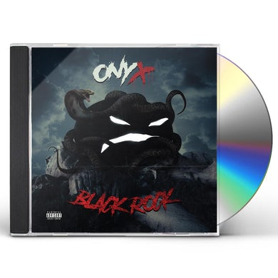 Onyx BLACK ROCK CD
