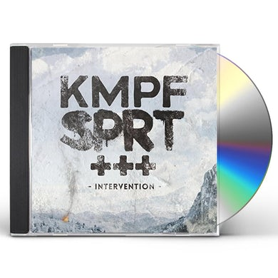 Kmpfsprt INTERVENTION: LIMITED EDITION CD