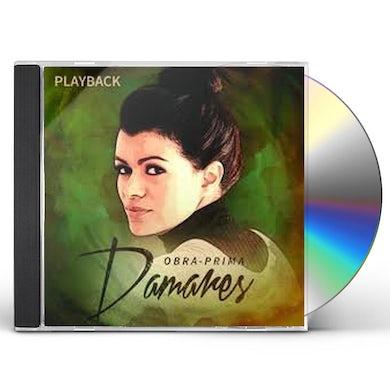 Damares OBRA PRIMA: PLAYBACK CD