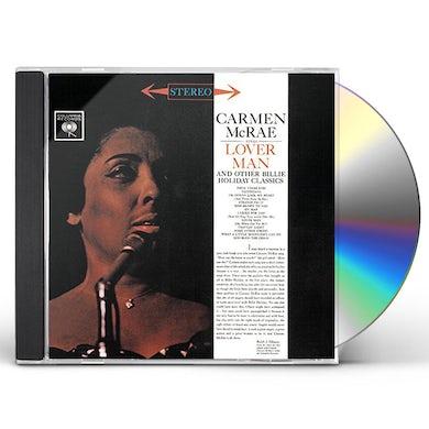 CARMEN MCRAE SINGS LOVER MAN & OTHER BILLIE CD