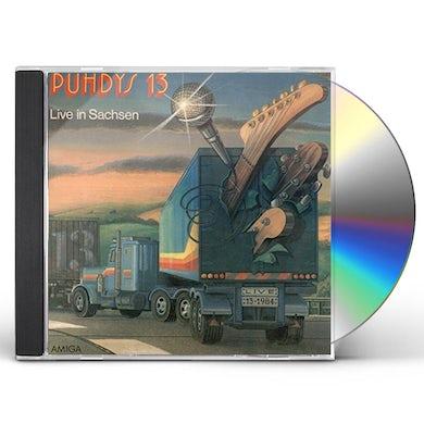 LIVE IN SACHSEN 15 JAHRE PUHDYS 1984 CD