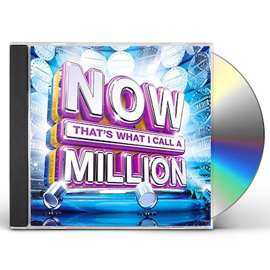 Nicholas Britell NOW THAT'S WHAT I CALL A MILLION CD