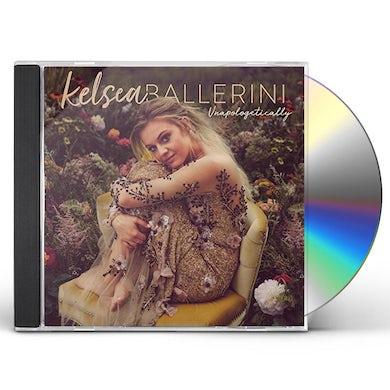 Kelsea Ballerini UNAPOLOGETICALLY CD