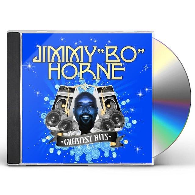 Jimmy Bo Horne GREATEST HITS CD