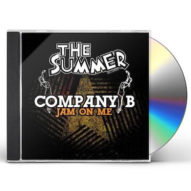 JAM ON ME CD
