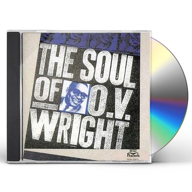 O.V. Wright ACE OF SPADES: SOUL OF CD