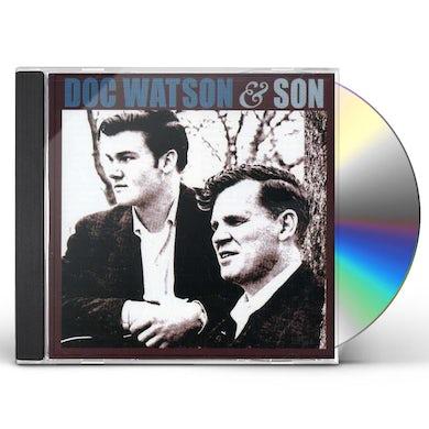 DOC WATSON & SON CD