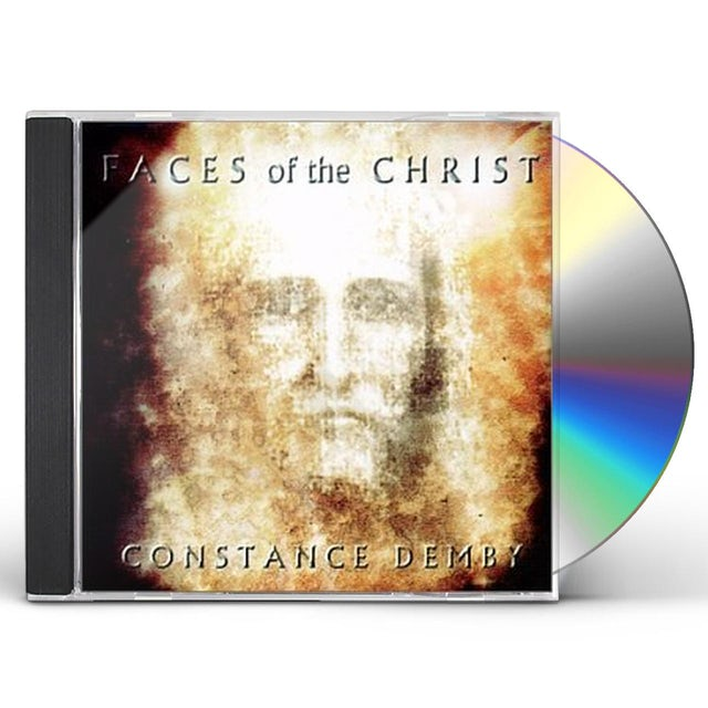 Constance Demby FACES OF THE CHRIST CD