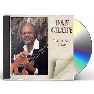 Dan Crary TAKE A STEP OVER CD